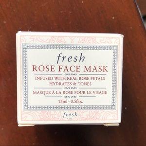 Fresh Rose Mask Mini size